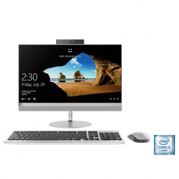 All in One Lenovo Ideacentre 520-22IKU con i3, 4GB, 1TB, 21,5""