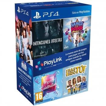 Playlink Pack para PS4