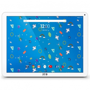 "Tablet SPC Heaven 10.1 con Quad Core, 2GB, 32GB, 25,65 cm - 10,1"" - Blanco"