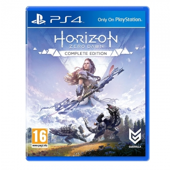 Horizon Zero Dawn Edición Completa Hits para PS4
