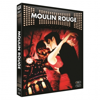 Moulin Rouge. Blu-Ray