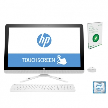 "All in One HP 24-g003ns con i5, 8GB, 1TB, 23,8"""" con Panda Antivirus"
