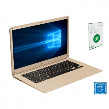 "Portátil Innjoo A100 con Intel, 2GB, 32GB, 35,81 cm - 14,1"" con Panda Antivirus. Outlet. Producto Reacondicionado"