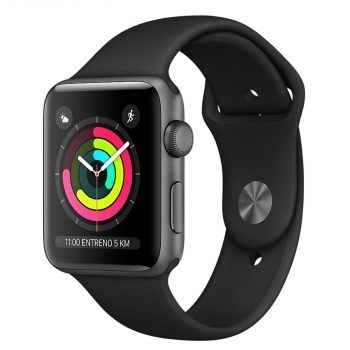 Apple Watch Serie 3 GPS 38mm - Gris