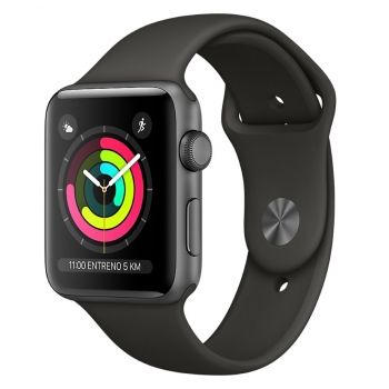 Apple Watch Serie 3 GPS 42mm - Gris