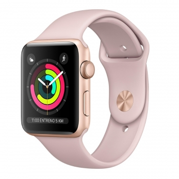 Apple Watch Serie 3 GPS 38mm - Rosa Arena