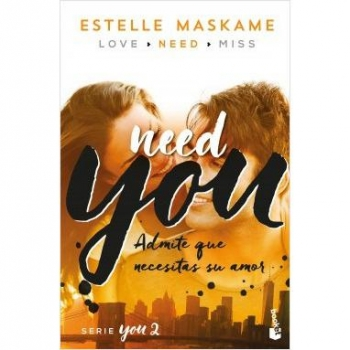 You 2. Need You. ESTELLE MASKAME