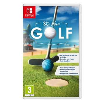 3D Mini Golf para Nintendo Switch