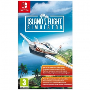 Island Flight Simulator para Nintendo Switch