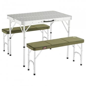 Mesas plegables sof s cama hinchables y m s for Mesas de camping plegables carrefour