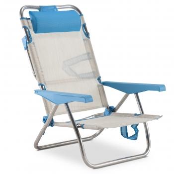 Sillas Camping Para Y Oferta En es Carrefour Playa Plegables LS354qcAjR