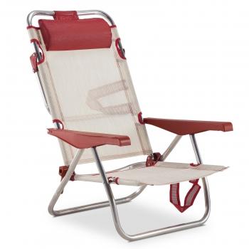 silla playa crespo en carrefour