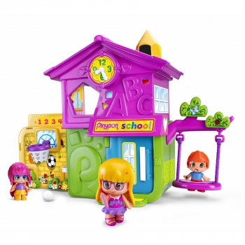 Pin y Pon - Pinypon Playset Oos  Cole