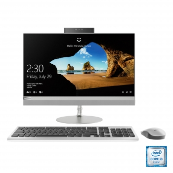 All in One Lenovo Ideacentre 520-22IKU con i3, 4GB, 1TB, AMD R530 2GB, 21,5''
