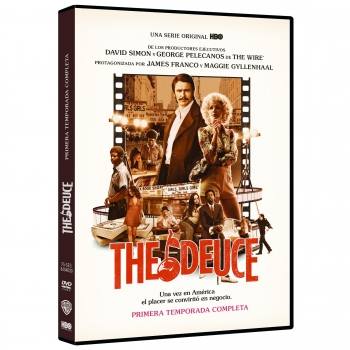 The Deuce (Las Crónicas De Time Square) Temporada 1 DVD