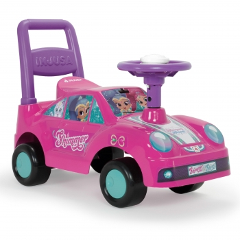 Injusa - Correpasillos Coche Shimmer and Shine