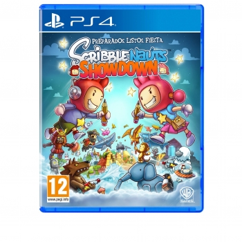 Scribblenauts Showdown para PS4