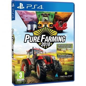 Pure Farming 2018 Day One para PS4
