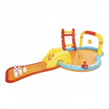 Piscina Inflable de Juego Champion 435x213x117 cm