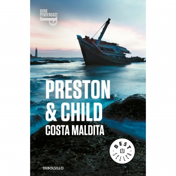 Costa Maldita. Inspector Pendergast 15. Preston, Douglas/Child, Lincoln