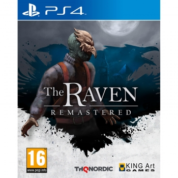 The Raven Remastered para PS4
