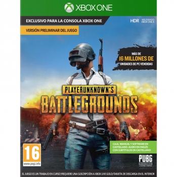 One Playerunkown Batllegrounds para Xbox One