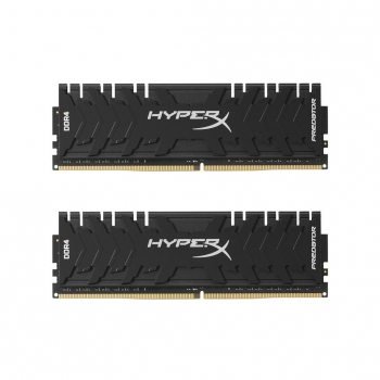 Memoria RAM Módulo Kingston Hyperx 16GB (2x8GB) PC 3333 Mhz