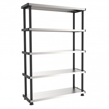 Estantería MP Shelf 120 5 Baldas 119x45x185 cm - Terry