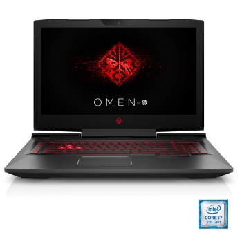 Portátil Gaming HP Omen Laptop 17-an025ns con i7, 16GB, 1TB, GTX 1050 4GB, 43,94 cm - 17,3''