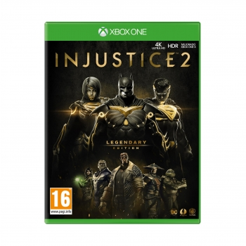 Injustice 2 Legendary Edition para Xbox