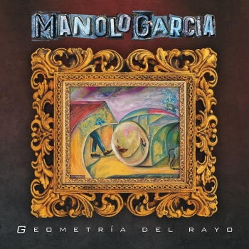 Geometría del Rayo MANOLO GARCIA CD+CD Single