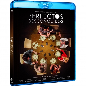 Perfectos Desconocidos - Blu Ray
