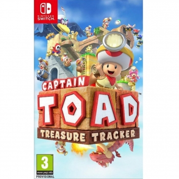 Captain Toad Trasure Tracker para Nintendo Switch