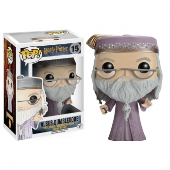 Figura Pop! Harry Potter-Pop Dumbledore