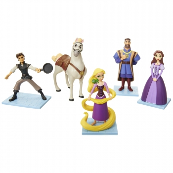 Princesas Disney - Playset Rapunzel - Carrefour