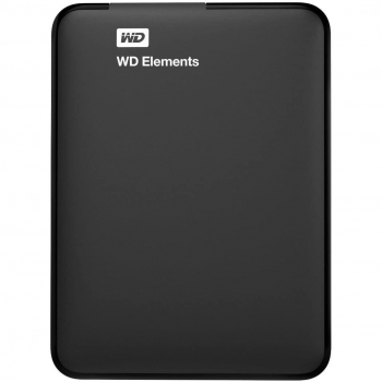 Disco Duro Externo Western Digital Elements Portable 1TB