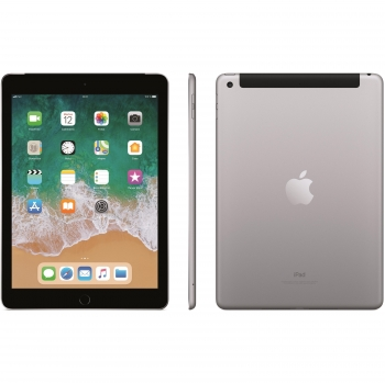 "iPad 2018 24,63 cm - 9,7"" con Wi-Fi y Cellular 128GB Apple - Gris Espacial"