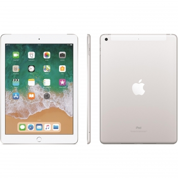 "iPad 2018 24,63 cm - 9,7"" con Wi-Fi y Cellular 32GB Apple - Plata"