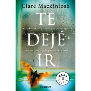 Te dejé Ir. CLARE MACKINTOSH
