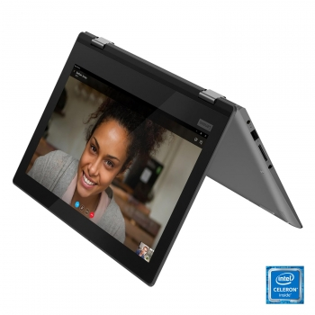 Convertible 2 en 1 Lenovo Yoga 330-11IGM con Intel, 4GB, 128GB, 29,46 cm - 11,6''. Outlet Producto reacondicionado