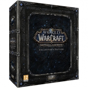 Word of Warcraft: Battle for Azeroth Edición Coleccionista para PC