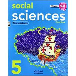 Think Do Learn Social Science 5º Pack (Libro y CD)