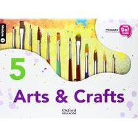 Think Do Learn Arts & Crafts 5th Primary Student's Book + CD Pack