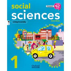 Think Do Learn Social Science 1º Primaria Libro del Alumno Modulo 1