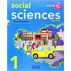 Think Do Learn Social & Natural Science 1º Primaria Libro del Alumno