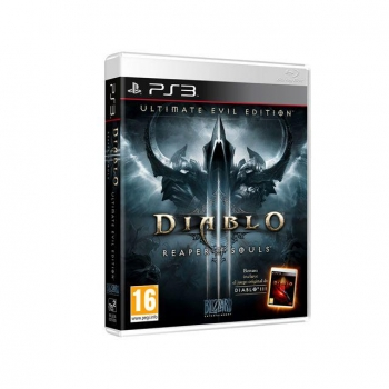 Diablo 3 Ultimate Evil Edition para PS3