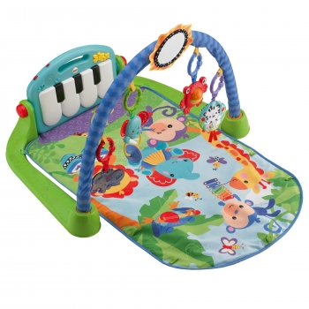 Fisher-Price - Gimnasio-Piano Pataditas