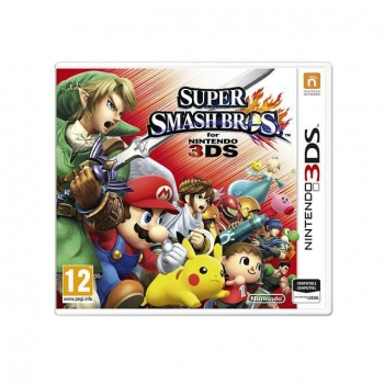 Super Smash Bros para 3DS