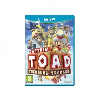 Captain Toad: Treasure Tracker Selects para Wii U