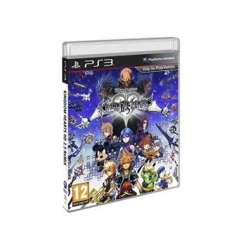 Kingdom Hearts HD II.5 Remix para PS3
